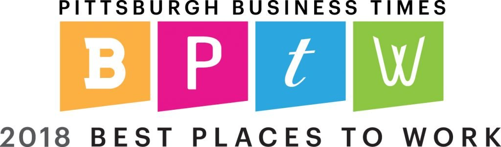 Pittsburgh Business Times 2018 Best Places to Work winner JENLOR